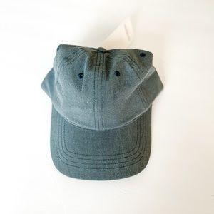 NWT Goodfellow & Co teal green ball cap hat target